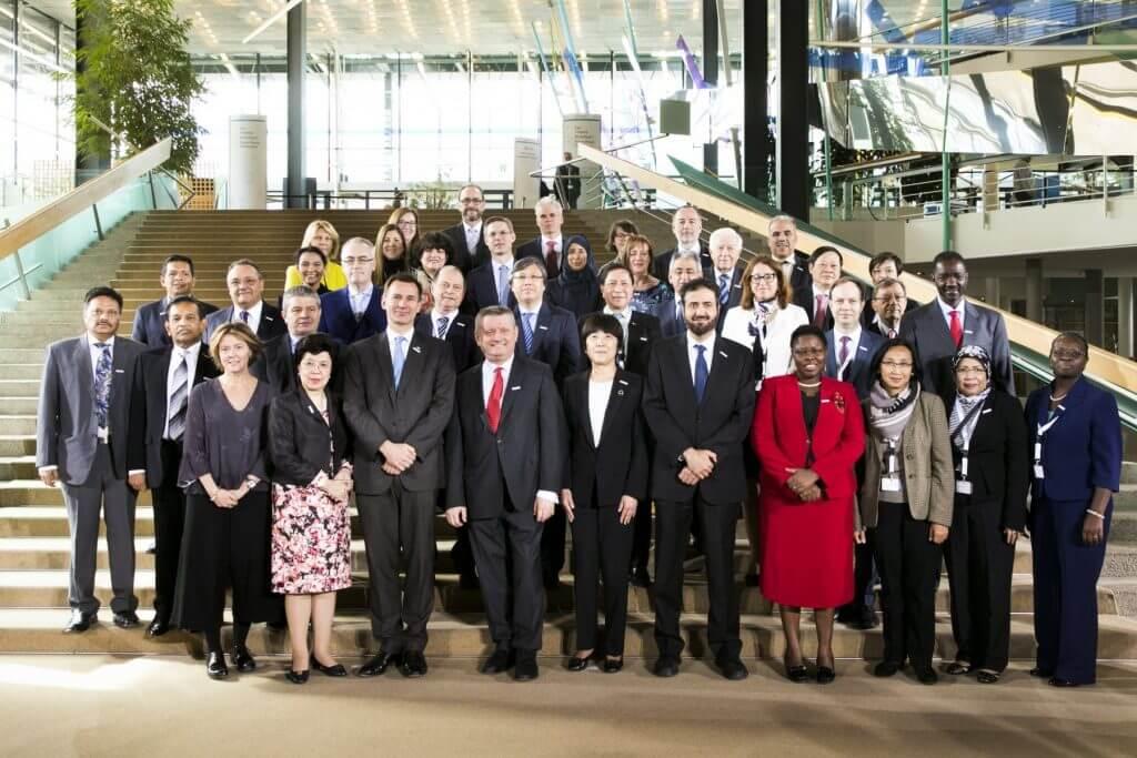 Cumbre Ministerial Mundial sobre Seguridad del Paciente