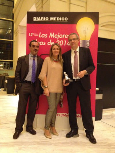 Diario Médico premia a FIDISP