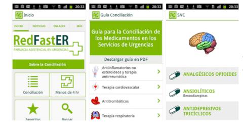 Correo Farmacéutico reconoce una App en la que colabora FIDISP