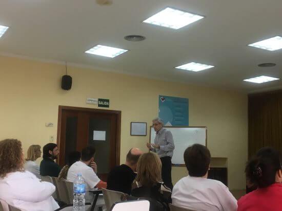 Formación en seguridad del paciente en salud mental en Málaga