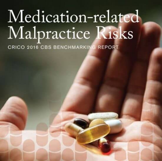Medication-related Malpractice Risks
