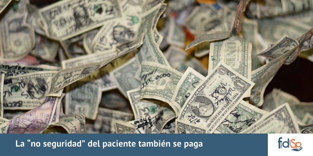 costes de la no seguridad del paciente