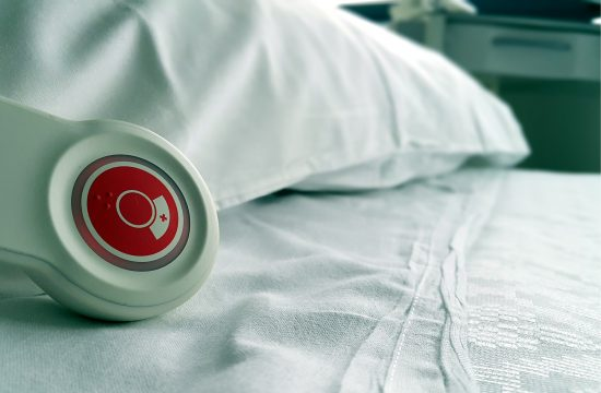 botón asistencia hospital