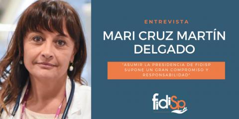Entrevista Mari Cruz Martin Delgado FIDISP